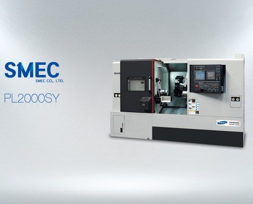 SMEC PL2000SY CNC Draaimachine