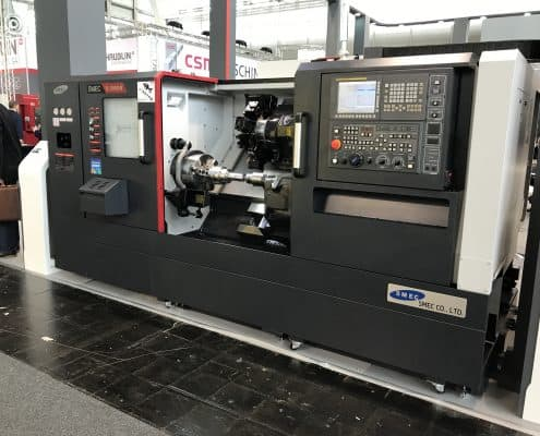 SMEC SL3000BLM Siemens Fanuc 0i-TF Touchscreen