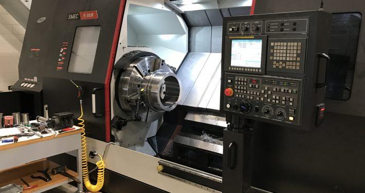 SMEC PL80LM Enerpac Humacs Krabbendam
