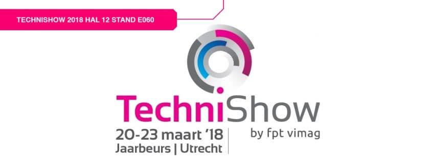 Humacs Krabbendam op Technishow 2018