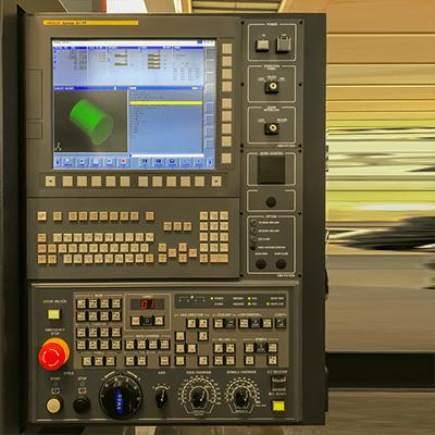 Eenvoudige CNC bewerking