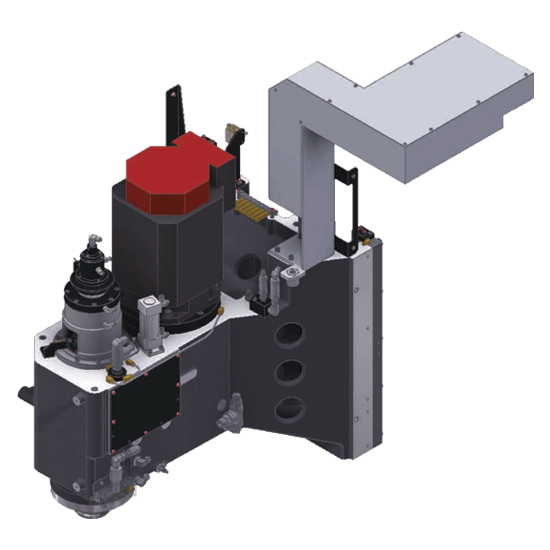 Gear Head Spindle
