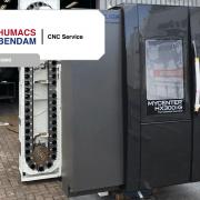 Humacs Krabbendam levert Kitamura HX300iG aan TMB De Jong te Wommels