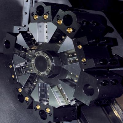 PLC1600C Turret
