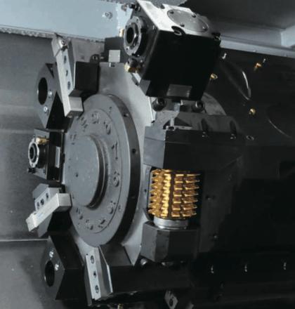 SL2500M - SL3000M Turret