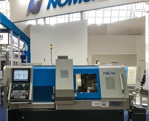 Nomura DS stand - EMO 2019