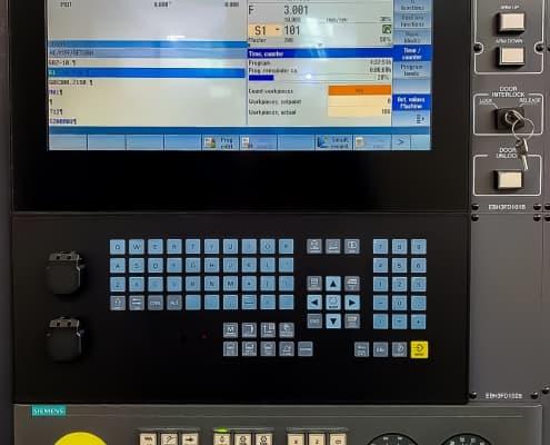 Siemens 828D Besturing