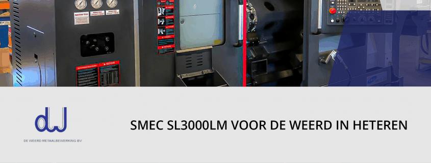 SMEC SL3000LM bij De Weerd