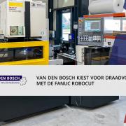 Van Den Bosch Fanuc Robocut